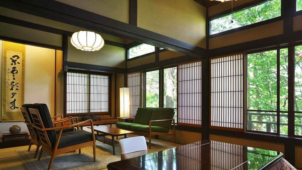 Sprited Away Style Onsen